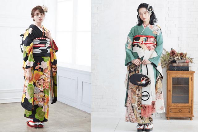 京都着物夢館の2022年最新振袖